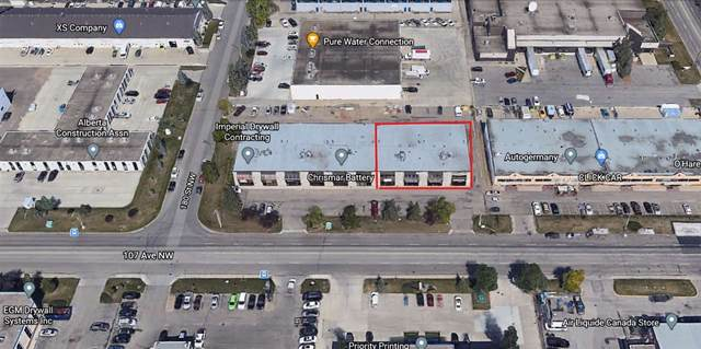 #16 & 17 17910 107 AV NW, Edmonton, AB T5S 1J1 (#E4227584) :: Initia Real Estate