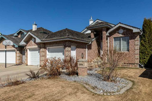1084 Carter Crest Road, Edmonton, AB T6R 2N3 (#E4227692) :: Initia Real Estate