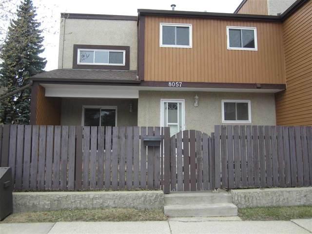 8057 27 Avenue NW, Edmonton, AB T6K 3C9 (#E4227704) :: Initia Real Estate