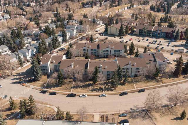 303 340 Woodbridge Way, Sherwood Park, AB T8A 4G3 (#E4227770) :: Initia Real Estate