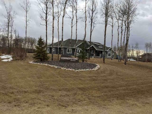 23 53524 RGE RD 275, Rural Parkland County, AB T7X 3V6 (#E4228042) :: Initia Real Estate