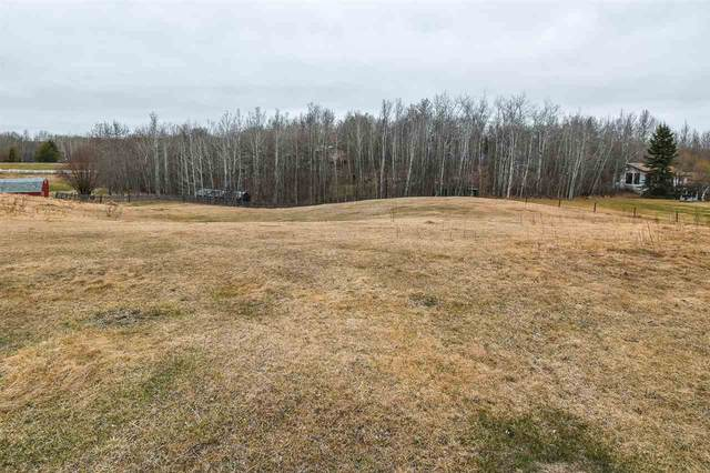 53 1316 Twp Rd 533, Rural Parkland County, AB T7Y 0G2 (#E4228141) :: Initia Real Estate