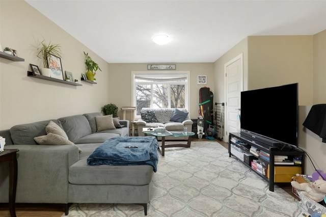 10646 104 Street, Edmonton, AB T5H 2W2 (#E4228357) :: Initia Real Estate