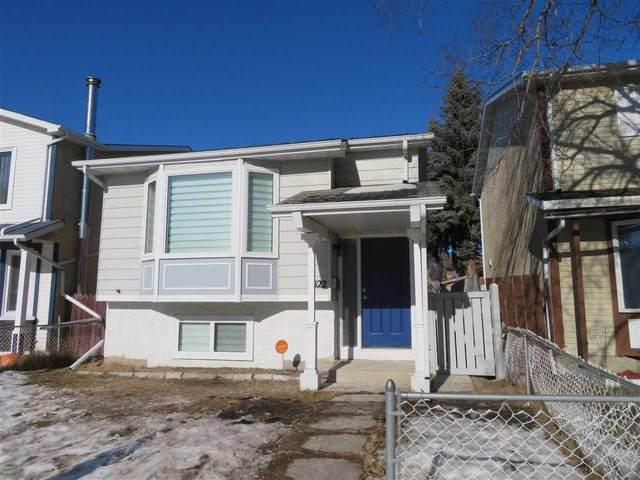 3522 42A Avenue, Edmonton, AB T6L 4N7 (#E4228661) :: RE/MAX River City