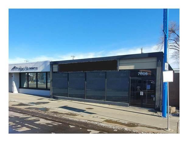 7605 104 ST NW, Edmonton, AB T6E 4C3 (#E4228669) :: Initia Real Estate