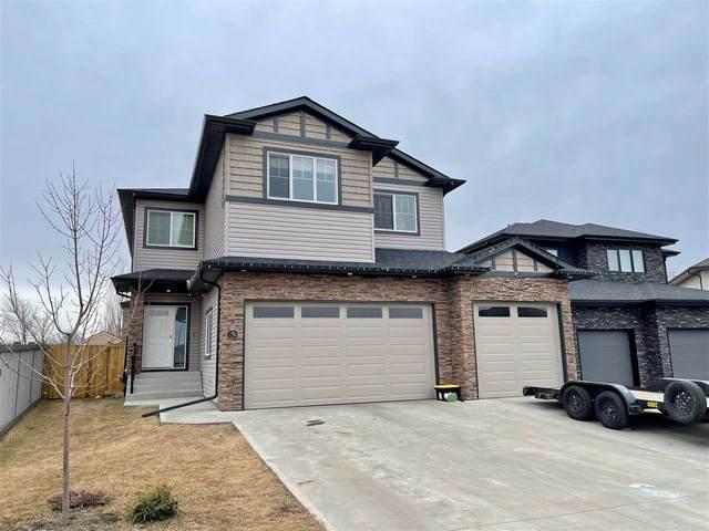 63 Aspenglen Drive, Spruce Grove, AB T7X 4R4 (#E4228672) :: Initia Real Estate