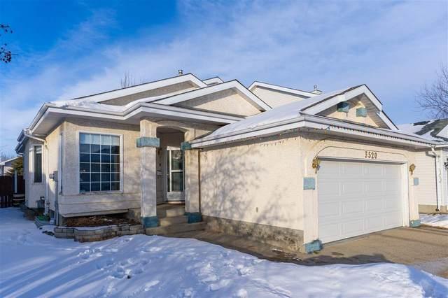 3520 39 Avenue, Edmonton, AB T6L 6N7 (#E4228955) :: RE/MAX River City