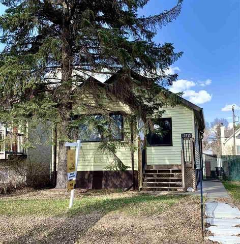 11415 68 Street, Edmonton, AB T5B 1N9 (#E4229071) :: Initia Real Estate