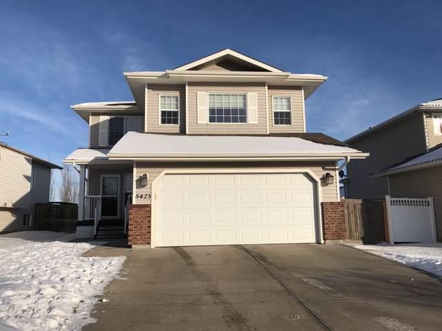 5423 60 Street, Camrose, AB T4V 4G9 (#E4229528) :: Initia Real Estate