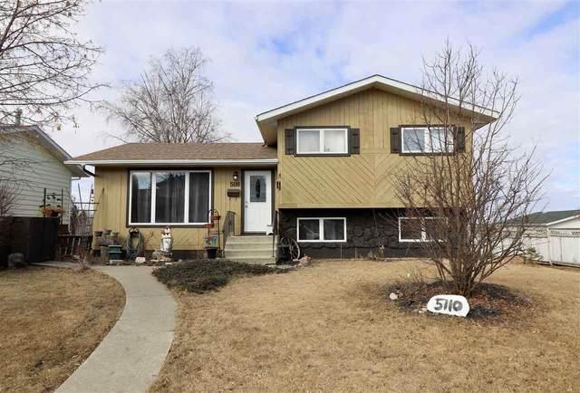 5110 43 Street, Cold Lake, AB T9M 2A1 (#E4229816) :: Initia Real Estate