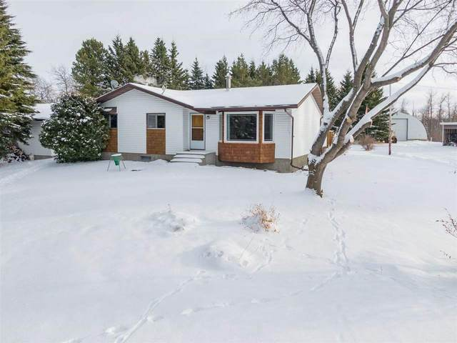 77 473051 RGE RD 242, Rural Wetaskiwin County, AB T0C 1Z0 (#E4229840) :: RE/MAX River City