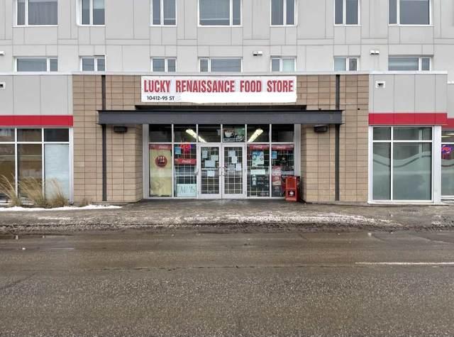 10412 95 ST NW, Edmonton, AB T5H 2C1 (#E4230124) :: Initia Real Estate