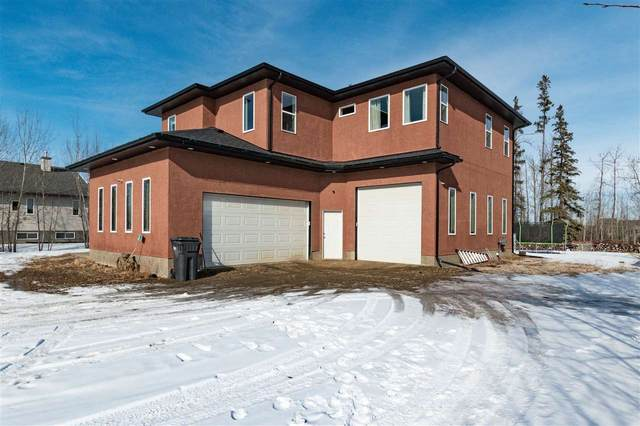 3 26323 TWP RD 532 A, Rural Parkland County, AB T7X 4M1 (#E4230153) :: Initia Real Estate