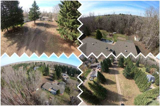 205 Grandisle Point(E), Edmonton, AB T6M 2P1 (#E4230461) :: Initia Real Estate