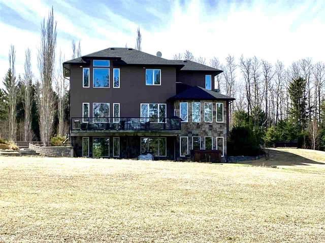 64030 Rr 432, Rural Bonnyville M.D., AB T9M 1P4 (#E4230870) :: Initia Real Estate