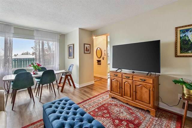 112 Roseland Village, Edmonton, AB T5E 5R6 (#E4231064) :: Initia Real Estate