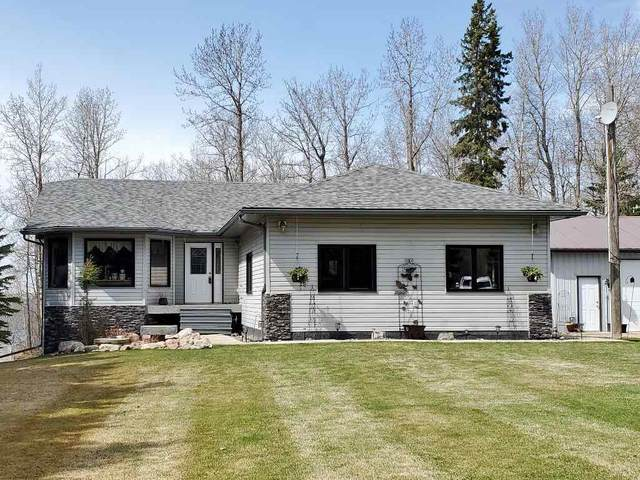 136 55062 TWP RD 462, Rural Wetaskiwin County, AB T0C 0T0 (#E4231093) :: Initia Real Estate