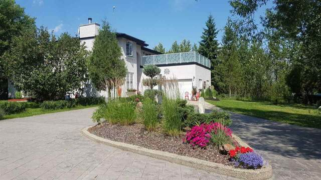 2 26413 Twp Rd 510 Road, Rural Parkland County, AB T7Y 1E2 (#E4231172) :: Initia Real Estate