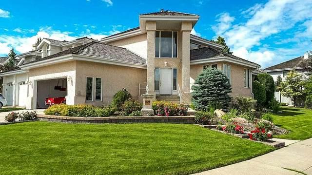 621 Cheriton Crescent, Edmonton, AB T6R 2M5 (#E4231173) :: Initia Real Estate
