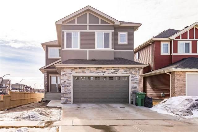 6601 39 Avenue, Beaumont, AB T4X 2C5 (#E4231367) :: Initia Real Estate