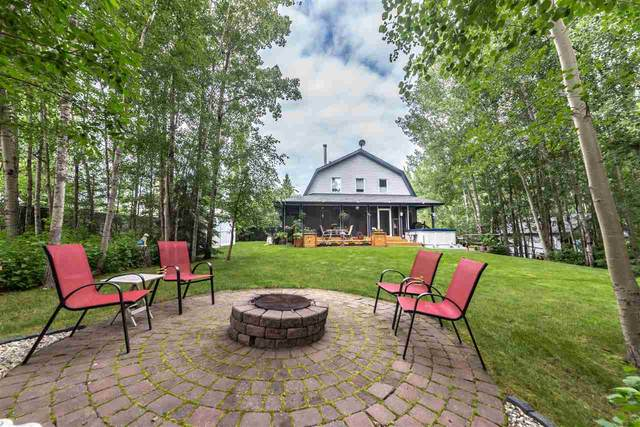 1810 Cove Crescent, Rural Lac Ste. Anne County, AB T0E 0A2 (#E4231418) :: Initia Real Estate