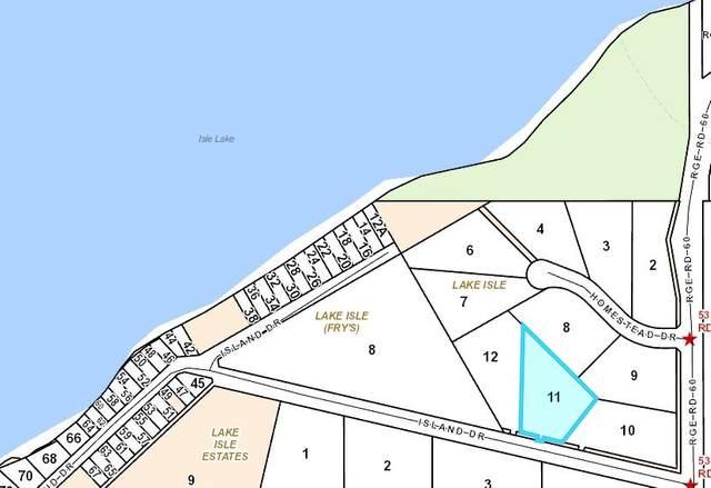 11 Island Drive, Rural Parkland County, AB T0E 2B0 (#E4231471) :: Initia Real Estate