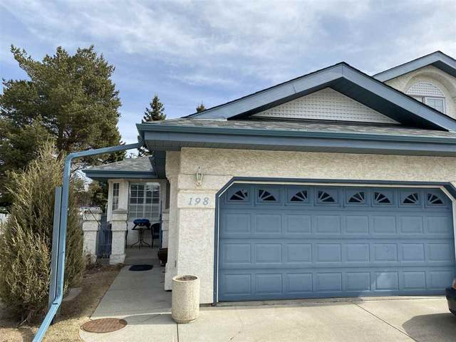 198 Oeming Road, Edmonton, AB T6R 2G2 (#E4231597) :: Initia Real Estate