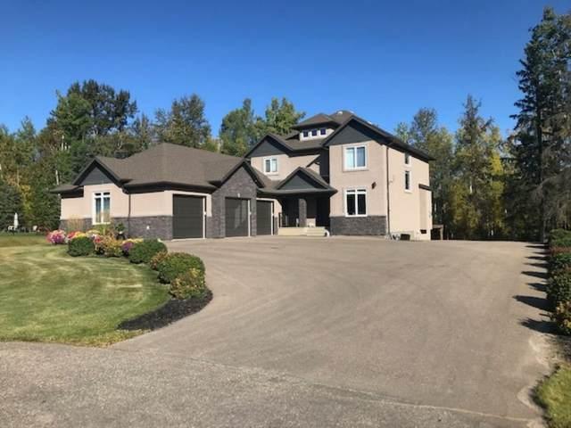424 - 49119 Rge Rd 73, Rural Brazeau County, AB T7A 0B9 (#E4231802) :: Initia Real Estate