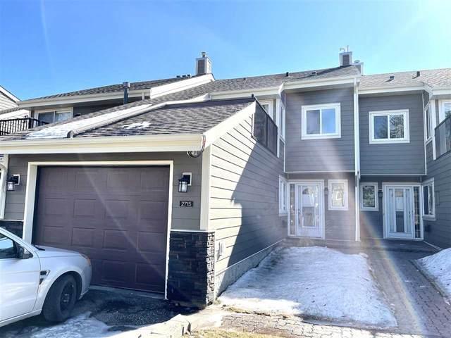 2715 124 Street, Edmonton, AB T6J 4T2 (#E4232409) :: Initia Real Estate