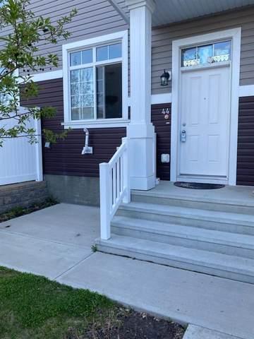 44 9151 Shaw Way SW, Edmonton, AB T6X 1W7 (#E4232491) :: The Foundry Real Estate Company