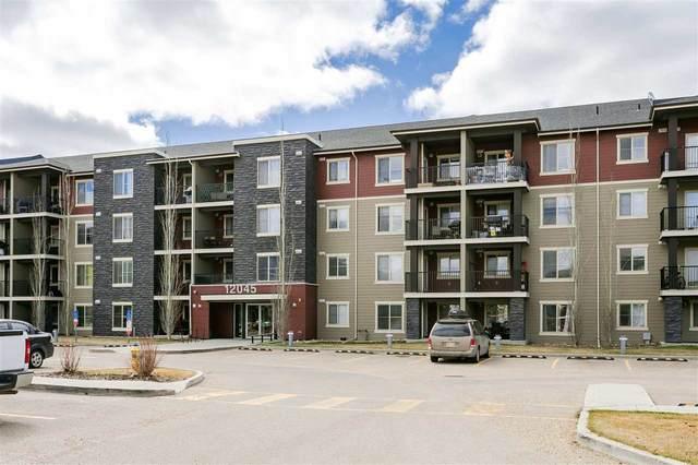 406 12045 22 Avenue, Edmonton, AB T6W 2Y2 (#E4232589) :: Initia Real Estate