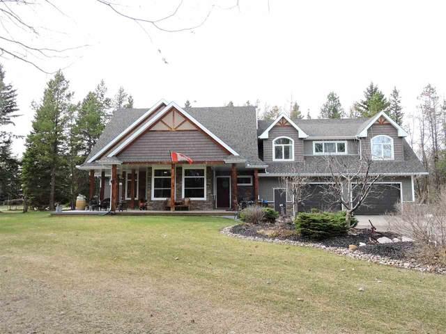 133 53046 RGE RD 222, Rural Strathcona County, AB T8E 2E8 (#E4232750) :: Initia Real Estate