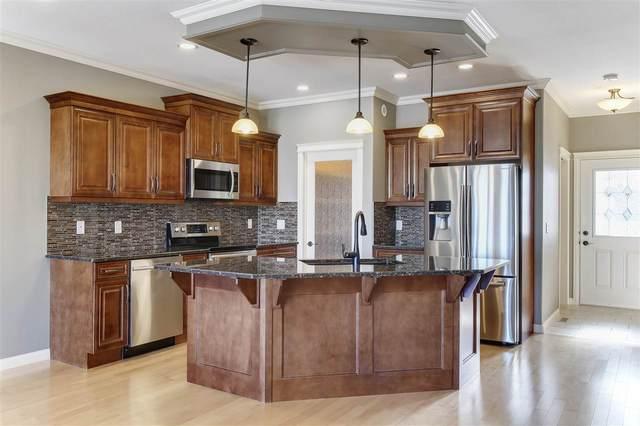 3711 75 Street, Camrose, AB T4V 5E4 (#E4232885) :: Initia Real Estate