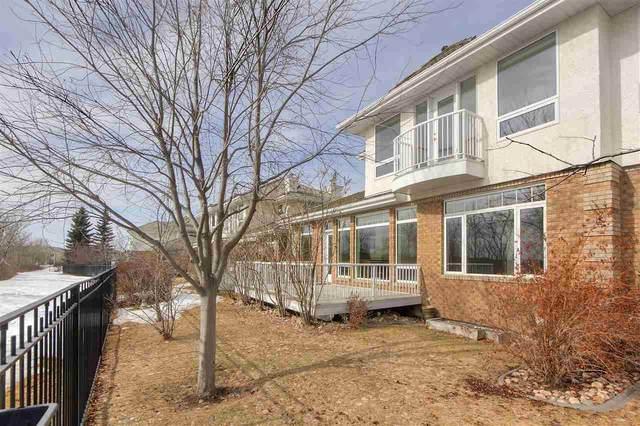 16 Butterworth Point(E), Edmonton, AB T6R 2S3 (#E4233208) :: Initia Real Estate