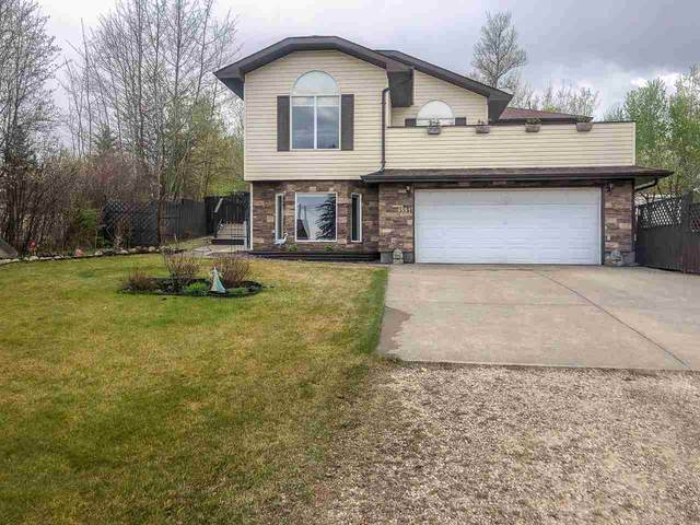 5531 Sunset Drive, Rural Lac Ste. Anne County, AB T0E 0A0 (#E4233276) :: Initia Real Estate