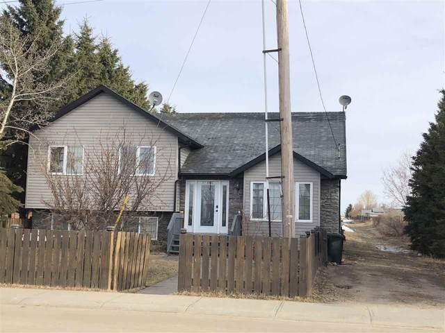 4907 50 Ave, Fort Kent, AB T0A 1H0 (#E4233284) :: Initia Real Estate