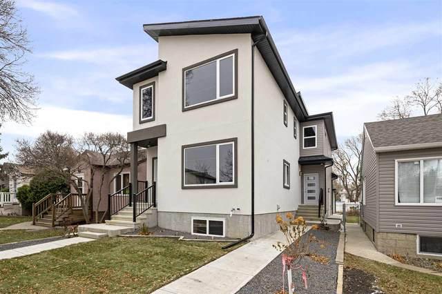 # 2 10917 68 Avenue, Edmonton, AB T6H 2B9 (#E4233427) :: Initia Real Estate