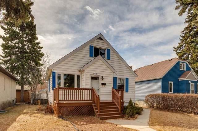 10919 66 Avenue, Edmonton, AB T6E 0L3 (#E4233433) :: Initia Real Estate