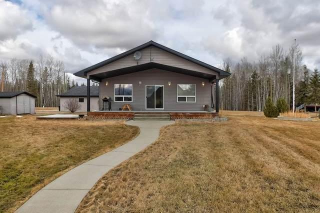 413 53414 Rge Rd 62, Rural Lac Ste. Anne County, AB T0E 0T0 (#E4233576) :: Initia Real Estate