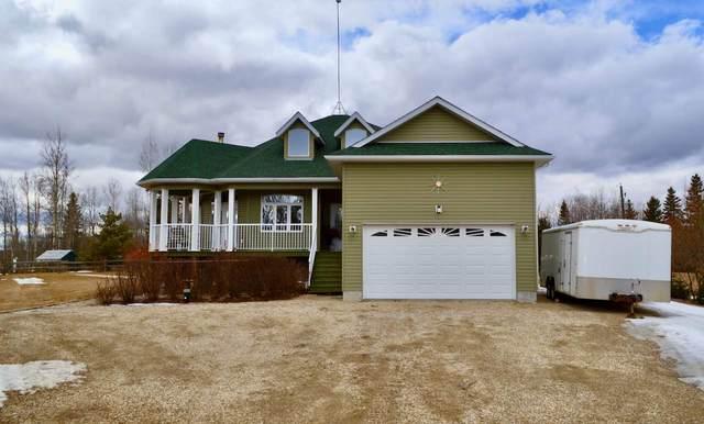 411 53414 Rge Rd 62, Rural Lac Ste. Anne County, AB T0E 0T0 (#E4233584) :: Initia Real Estate