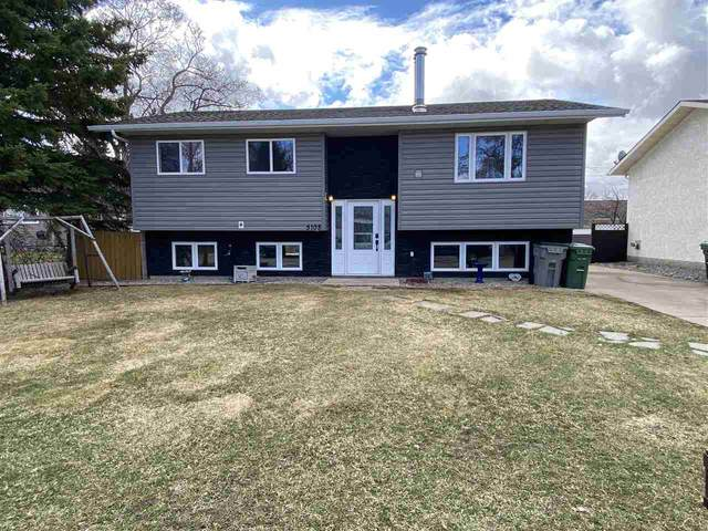 5105 52 Avenue, Millet, AB T0C 1Z0 (#E4233811) :: Initia Real Estate