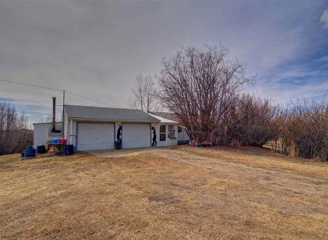 20 23429 TWP RD 584, Rural Westlock County, AB T0G 1L0 (#E4233962) :: Initia Real Estate