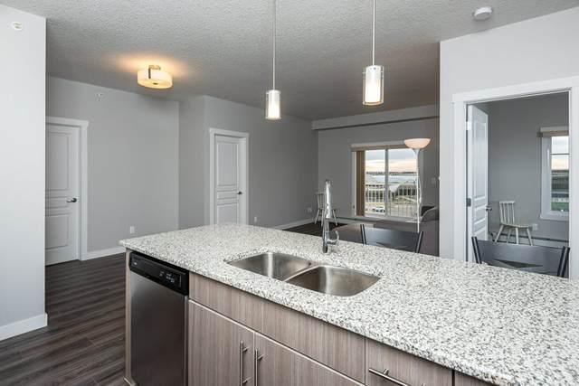 407 3670 139 Avenue, Edmonton, AB T5Y 3N5 (#E4234190) :: Initia Real Estate