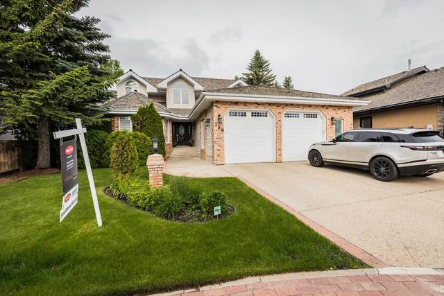 158 Wolf Ridge Place, Edmonton, AB T5T 5M9 (#E4234327) :: Müve Team | RE/MAX Elite