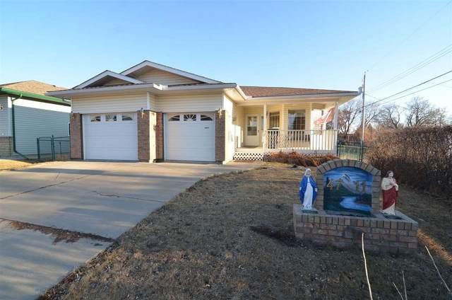 4711 51 Avenue, Barrhead, AB T7N 1H5 (#E4234577) :: Initia Real Estate