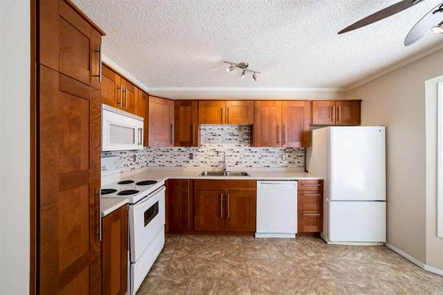 8 10205 158 Avenue, Edmonton, AB T5P 2Y1 (#E4234811) :: Initia Real Estate