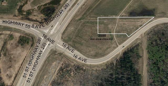 2550 16 AV, Cold Lake, AB T9M 1P1 (#E4234824) :: Initia Real Estate