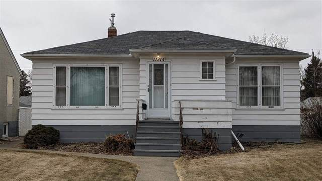 11314 103 Street, Edmonton, AB T5G 2H7 (#E4234860) :: Initia Real Estate
