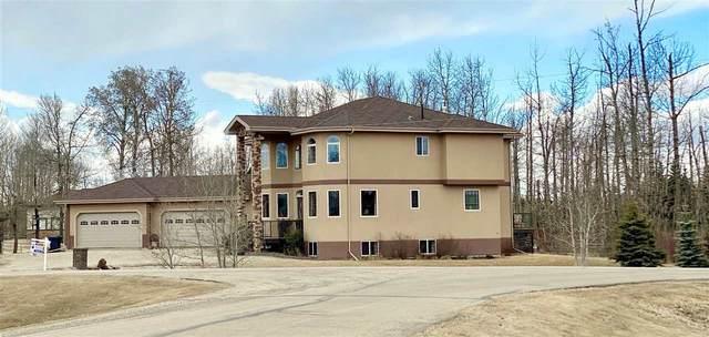 3 53305 RGE RD 273, Rural Parkland County, AB T7X 3N3 (#E4234912) :: Initia Real Estate