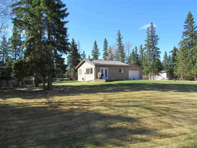 1001 Highland Brae Drive, Rural Wetaskiwin County, AB T0C 2C0 (#E4235243) :: Initia Real Estate